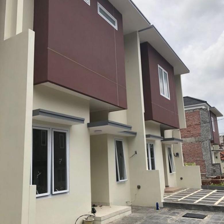Carina Townhouse Harga 1 M-an 2 Lantai indeen 7 Bulan (
