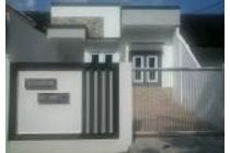 rumah baru bebas banjir, dekat smp negeri 40 surabaya