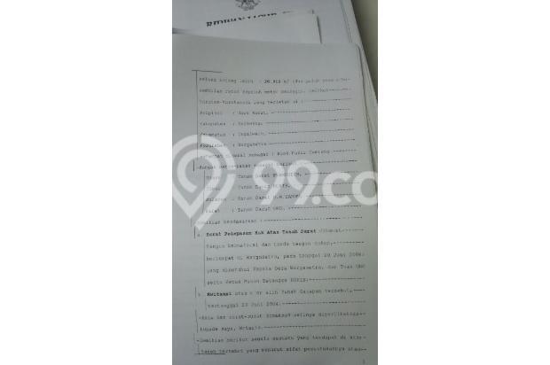 Dijual Tanah 500 hektar 1 pemilik daerah karawang 5409534