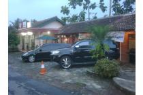 Dijual Komersil Eks.Rumah Makan dijalur wisata Bogor