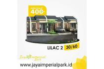 Jaya Imperial Park Cluster Mewah dekat Bandara & ST Tangerang