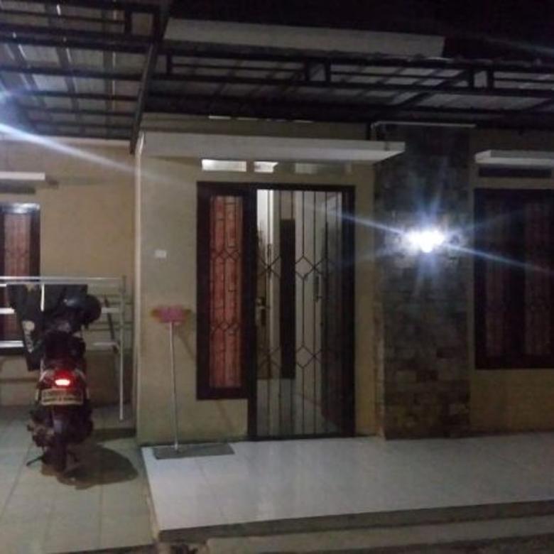 Dijual rumah minimalis BEBAS BANJIR di cluster Jatiasih