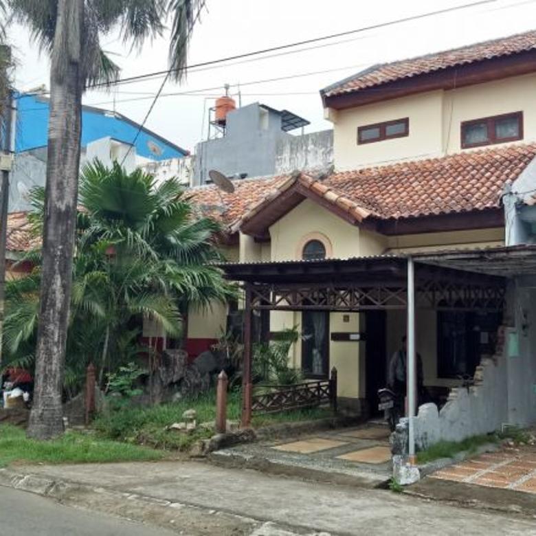 Rumah 2 lantai Taman losari tj.bunga