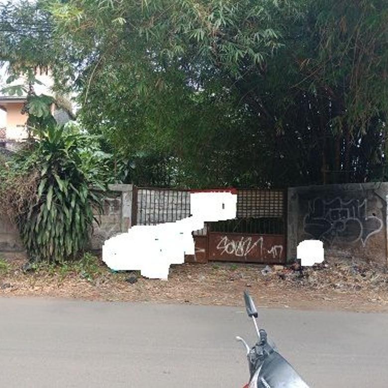 Tanah Bagus Cocok Untuk Ruko Daerah Pamulang Tangerang