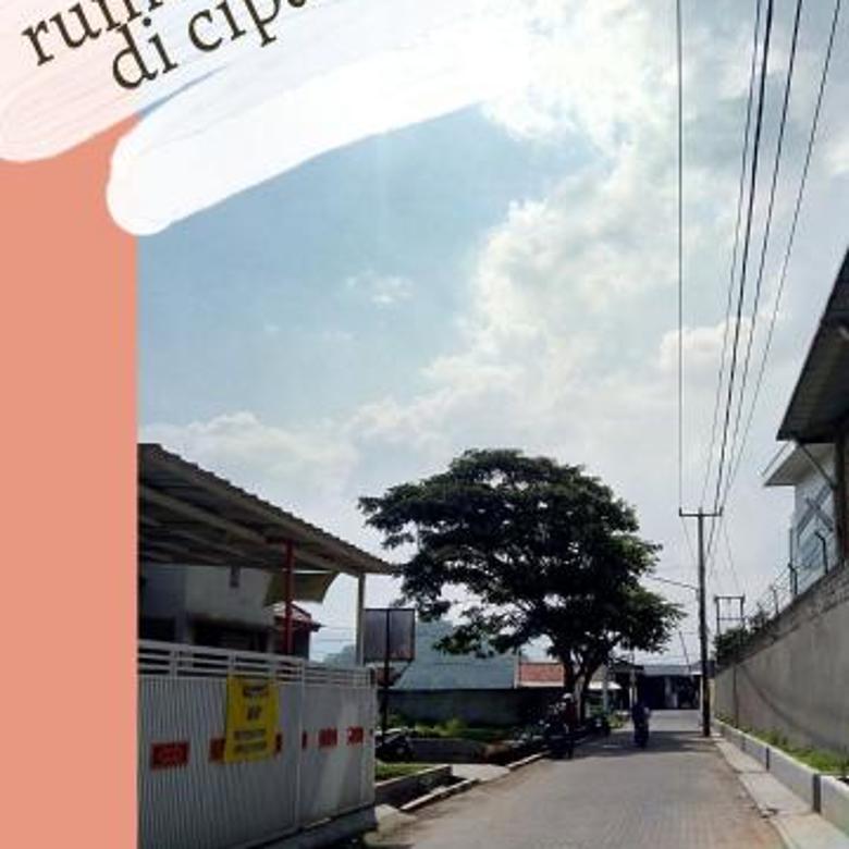 DIJAMIN SUKA!! Rumah KECE TERLARIS MAINROAD DP20JT SAMPE BERES SHM Di Cipatik ,dekat TKI5,Kopo Katapang, Cijerah Bandung