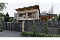 Dijual Rumah Baru Minimalis di Setra Duta LT:700 LB:700 S.Pool