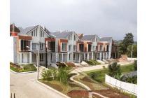 Rumah villa mewah, villa eklsusif di kota cimahi