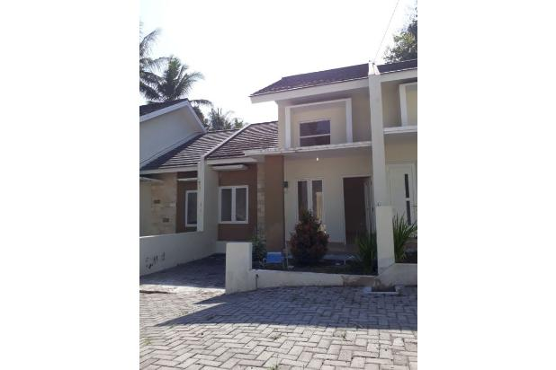 Rumah Baru Minimalis dalam Perumahan di Sedayu