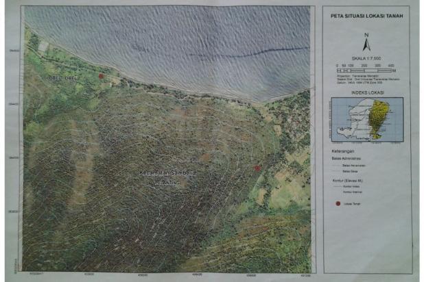 Rp250mily Tanah Dijual