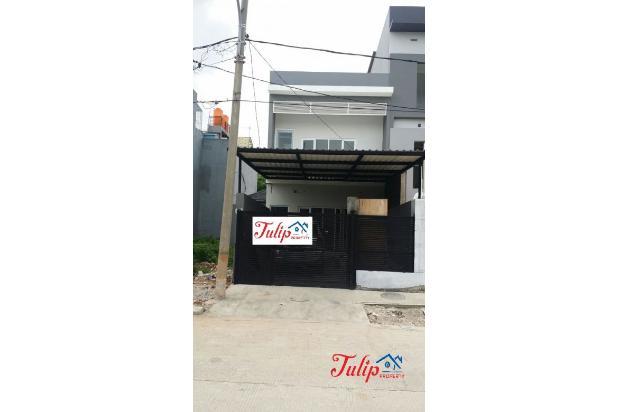 Rumah Modern minimalis 2 lantai di Imperial gading 14318056