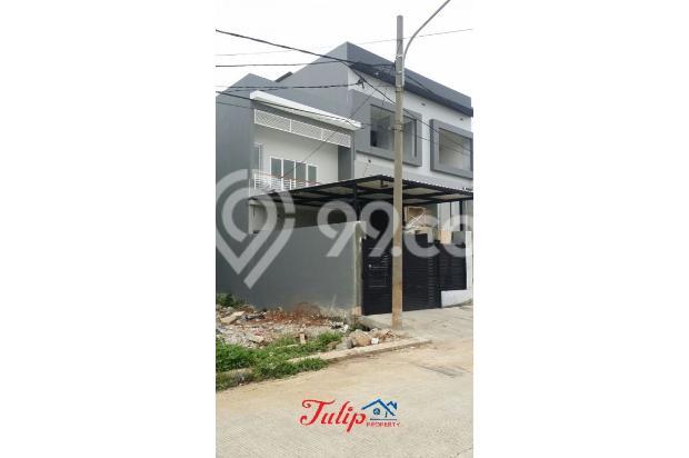 Rumah Modern minimalis 2 lantai di Imperial gading 14318058