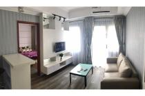 Sudirman Park 1 bedroom lux furnished