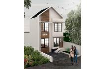 Rumah 2 Lantai Luas Tanah 83 m2 400 Jutaan Cinunuk Cibiru Bandung