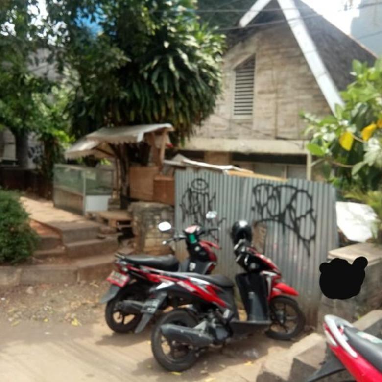Dijual Tanah Bagus ada Rumah Tua di Pakubuwono VI Jakarta