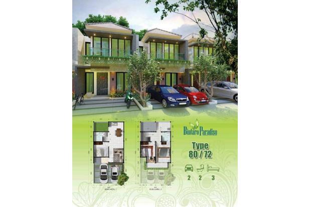 Rp114jt Rumah Dijual