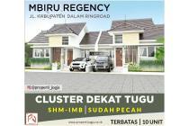 Rumah Dijual Jogja Jalan Kabupaten Dalam Ringroad Mbiru Regenc
