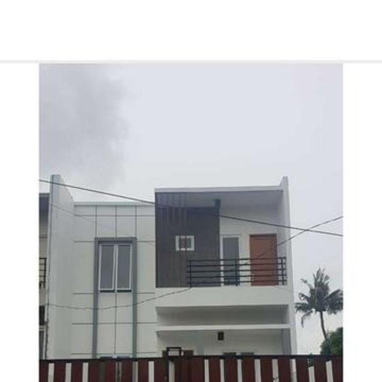 Rumah Baru di Tanah Kusir Jakarta Selatan