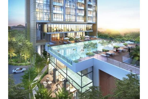 Rp972jt Apartemen Dijual