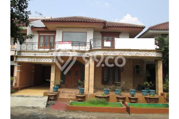 Dijual rumah di Puri Bintaro, PB 18 Sektor 9 2,5 lantai 1253350