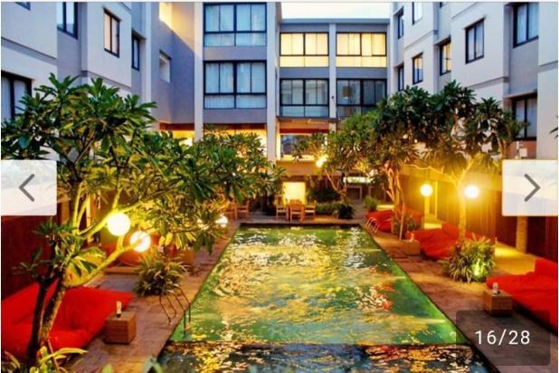 Rp51mily Hotel Dijual