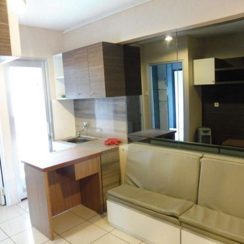DIjual Unit Apartement Greenbay 2 kamar view pool tower D