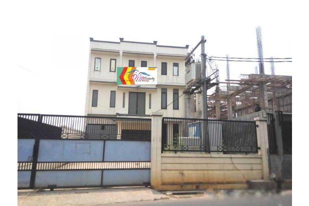 Rp5,9mily Gedung Bertingkat Dijual