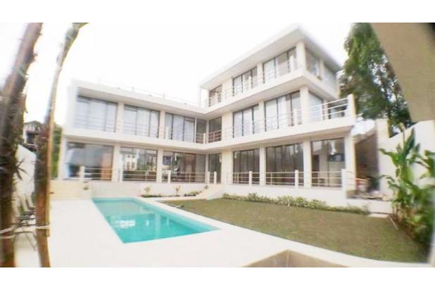 villa full furnish di villa bandung indah