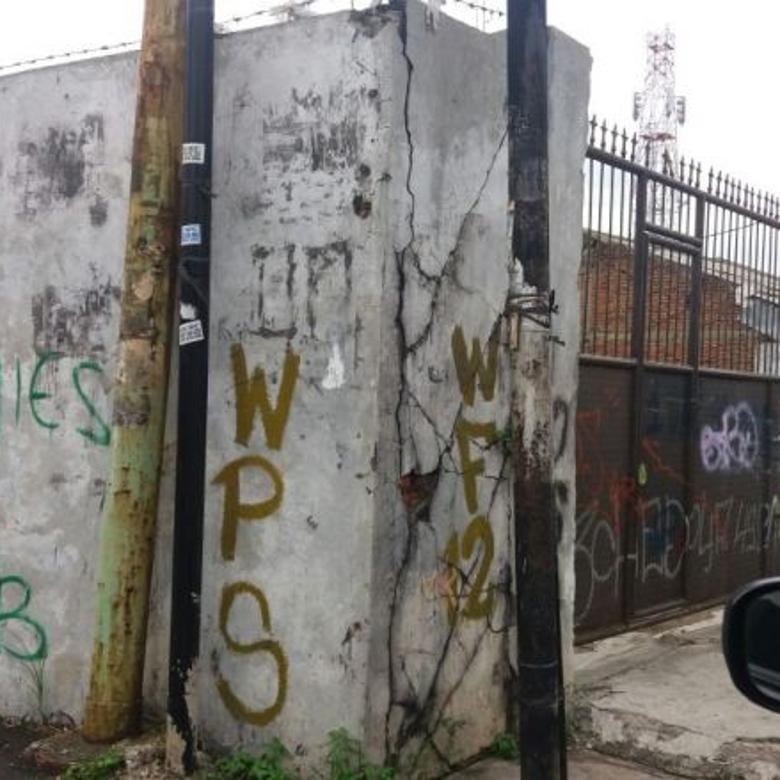 Tanah peruntukan Ruko di Jl.Raya Kembangan , Kembangan Jakarta Barat  Lokas