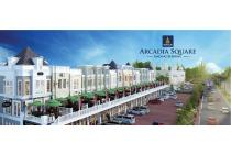 Ruko Arcadia Square buat tempat usaha di dekat Summarecon Mall Serpong