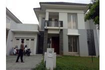 Rumah baru, minimalis n mewah di perumahan Alam Sutra (ric 542)