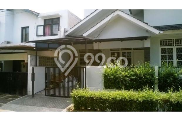 Dijual Rumah Nyaman di Kawasan Mertilang, Bintaro Jaya 3873680