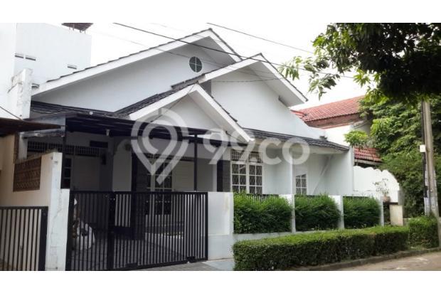 Dijual Rumah Nyaman di Kawasan Mertilang, Bintaro Jaya 3873682