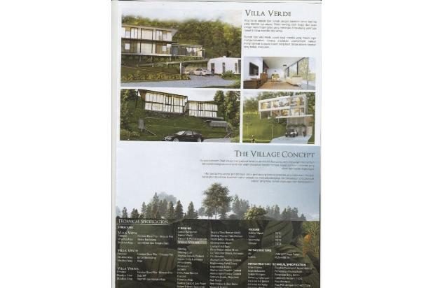 Rp6,27mily Vila Dijual