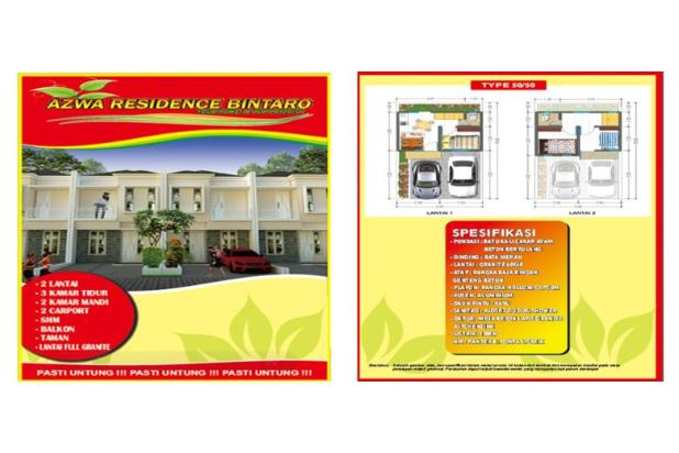 Rp699mily Rumah Dijual