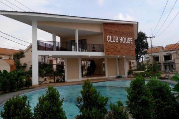 kolam renang dan clubhouse 16580097