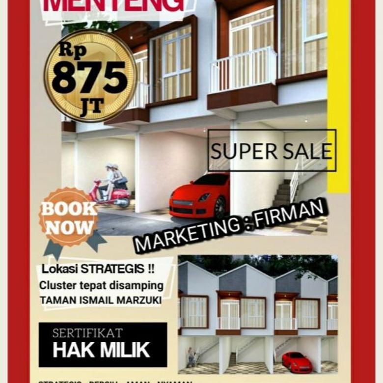 Dijual Rumah Cantik Pusat Kota di Menteng Jakarta