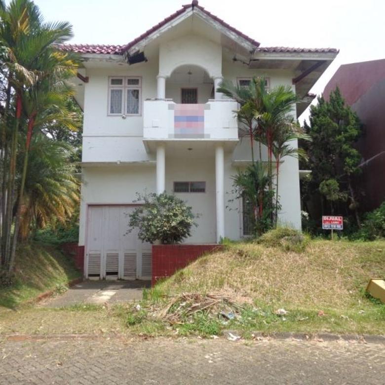 Rumah strategis di Bogor Lakeside