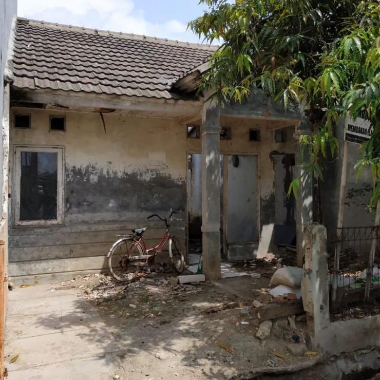Rumah Di Daerah Jurumudi *RWCG/2018/12/0033-HOS