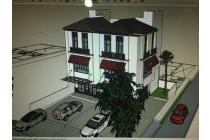 BRAND NEW!! Ruko di Jl. Abdul Majid, CIPETE, Jakarta Selatan