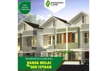 Rumah 300 Jtan Dekat Kota Baru Parahyangan