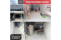 Ruko Kalideres Megah, Jakarta Barat, 4,5x15m, 3½ Lt, SHM