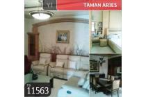 Rumah Taman Aries, Jakarta Barat, 8x18m, 4 Lt