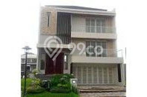 Rumah Baru Minimalis Split Level siap huni. The Spring Summarecon Serpong 9552365