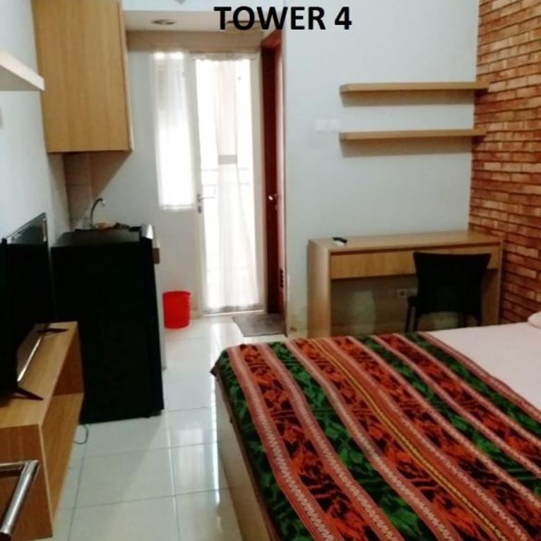Apartemen Margonda Residences Tower 4 & 5, Type Studio,Furnish