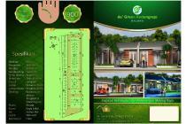 Rumah dijual harga murah dekat kampus di Malang