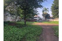 Tanah kosong di Jalan Terogong Luas 3680 m2 Rp. 18 jt /mtr
