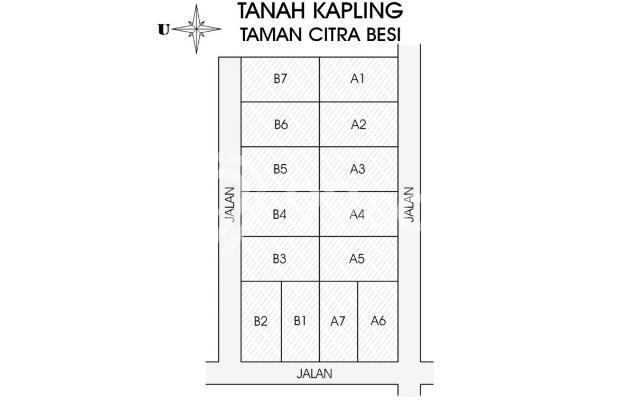 Cicilan 12 X TANPA Bunga: Kaveling Jl. Besi, Ngaglik 17699727