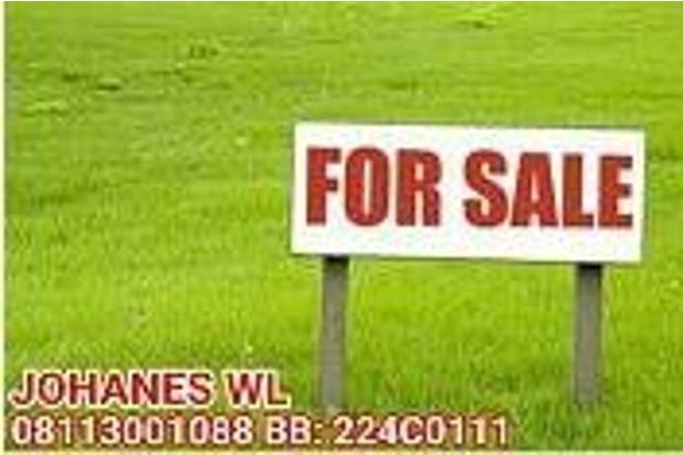 Rp6,53mily Tanah Dijual