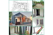 NEW HOUSE FOR SALE, Rumah dijual modern minimalis one gate di Gatsu Timur