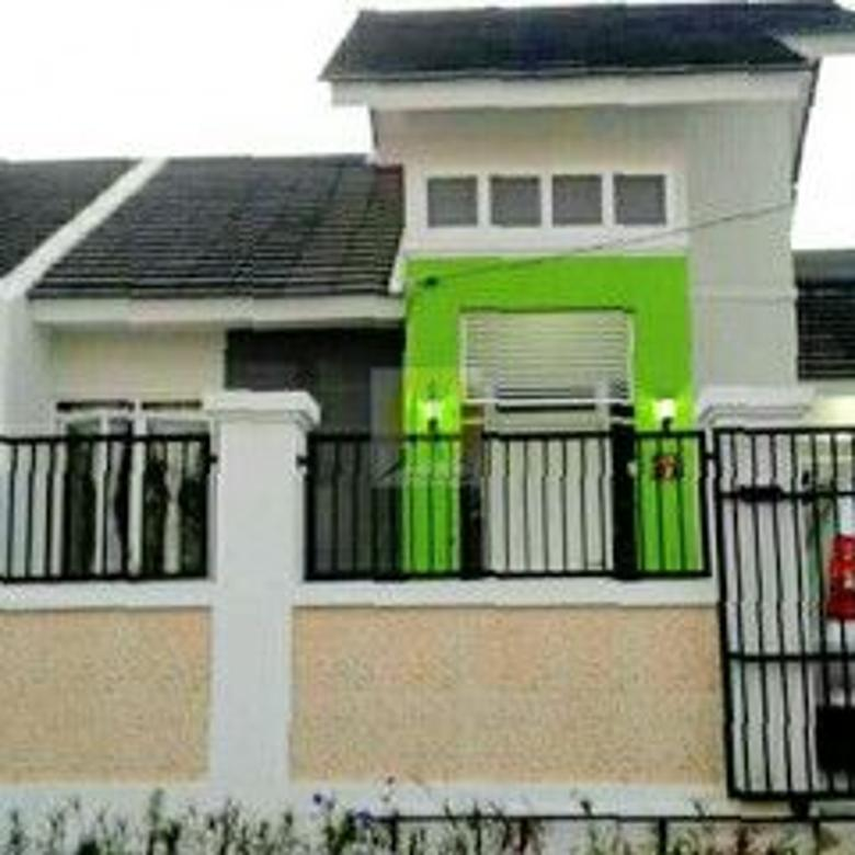Rumah Semi Real Estate di Cileungsi Bogor (prop184)